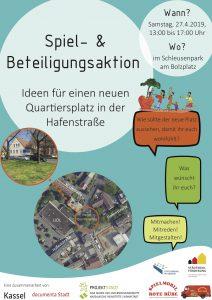 2019-04-18 Plakat Spiel- und Beteiligungsaktion Rote Rübe