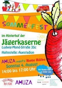 Sommerfest Amuza